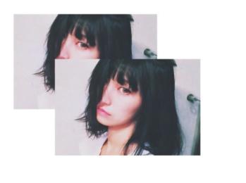 森摩耶 黒髪2