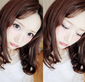 菅野結以 ヘアアレンジ 髪型