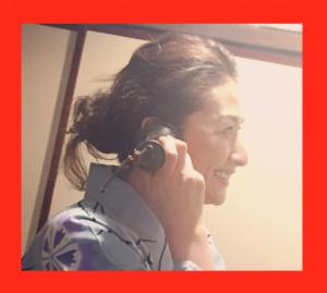 清原亜希の髪型のまとめ髪が人気?美容室はインスタグラムに登場する?