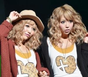 吉川ぐりぐらが本名の「ちえ」「ちか」に改名!人気のブログではすっぴんを披露。
