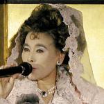 銀座の名店「クラブ順子」の田村順子ママはなかにし礼と恋人だった?若い頃と旦那さん
